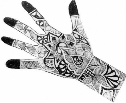 Mehndi designs 2010