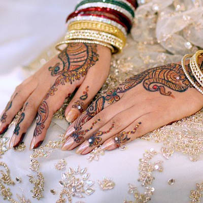Latest mehndi designs 2010