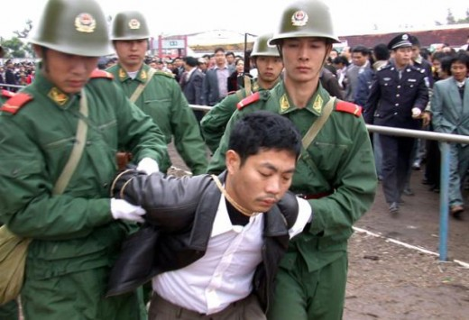 Chinese Death penalty activist