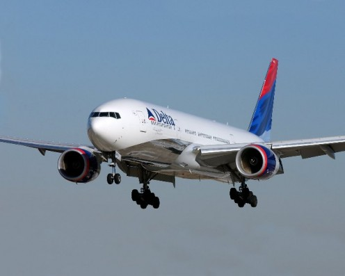 Airline to become the new Delta.