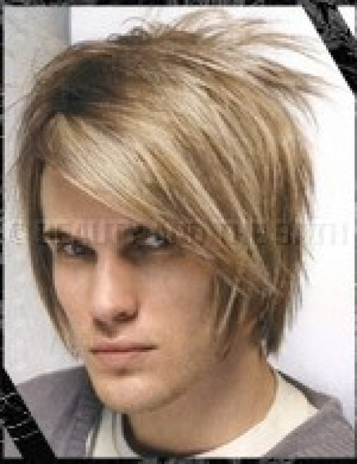 Long Emo Hairstyles for Guys