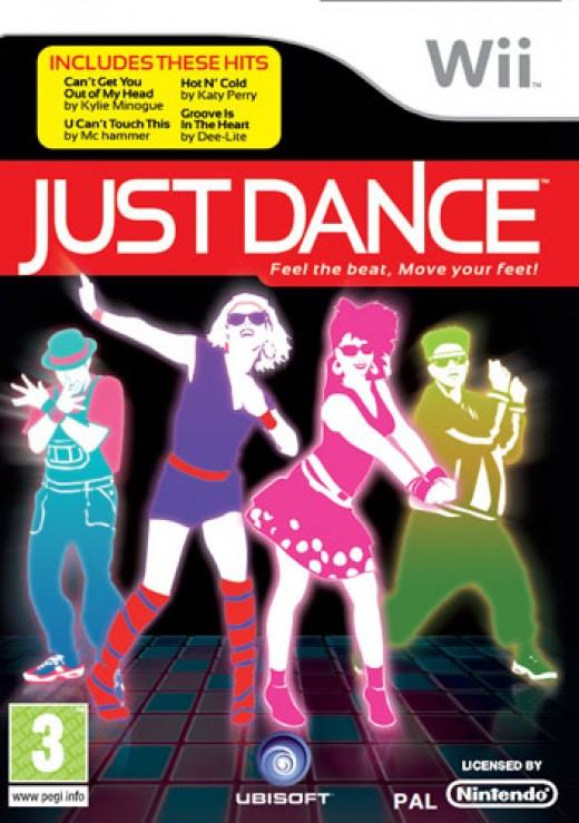 Just Dance Nintendo Wii Games