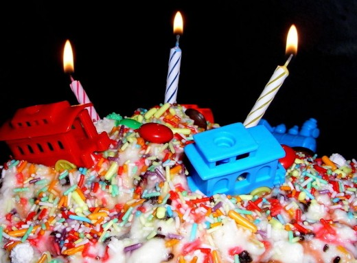 Boy Birthday Cake Ideas