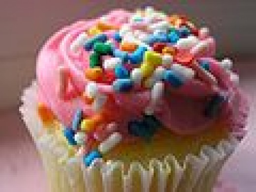 Birthday Cake and Cupcake Ideas for Girls