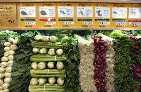 Whole Foods Market produce