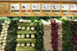 Whole Foods Market produce