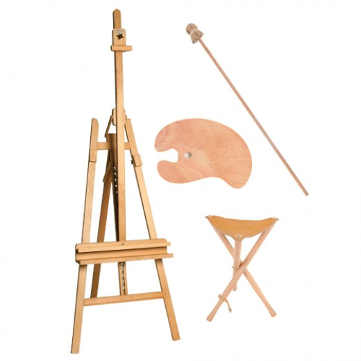 Buy Artists Easels Online.  Image source http://www.rexart.com