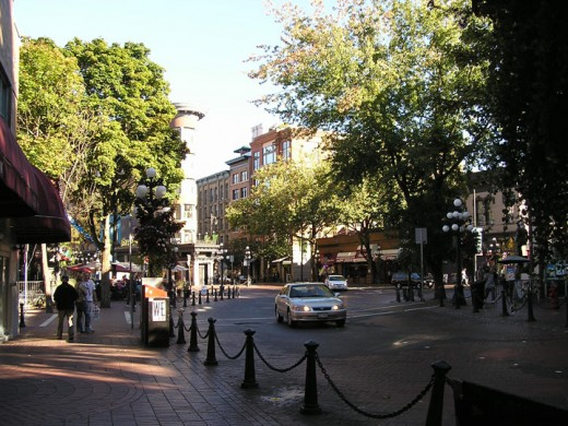 Don't miss historic Gastown