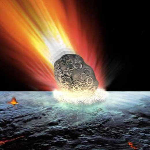 Bolide Impacton Asteroid Impact Tsunami