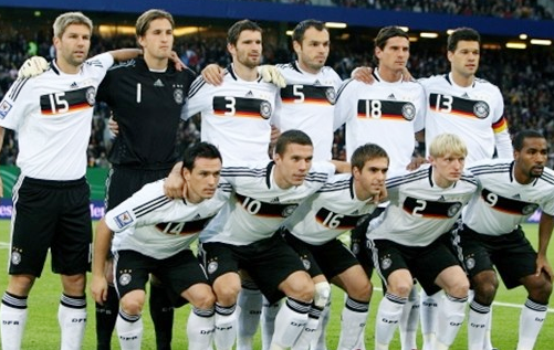 Germany World Cup Football Team