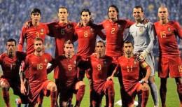 Portugal World Cup Football Team