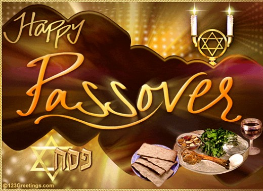 March 29, 2010: Happy Passover