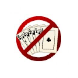 Do not promote gambling or online gambling sites.