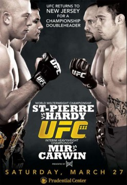 Recap For UFC 111 Mir VS Carwin !!