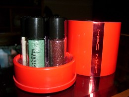 MAC Holiday Pigment set
