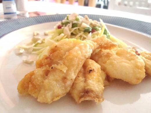 Spicy Thai Seafood Salad Recipe