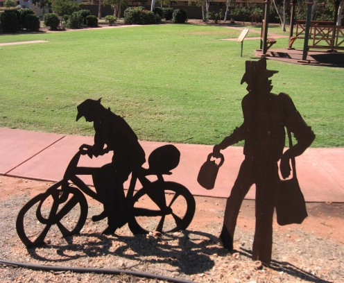 Iron Men, Port Hedland, WA.
