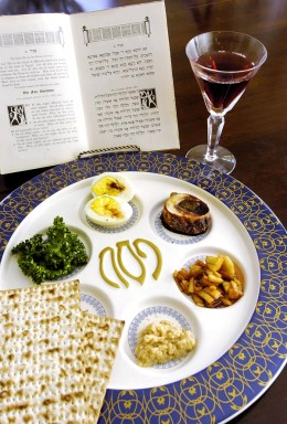 4 Cups of Wine on Passover