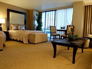 Rio suite Hotel room