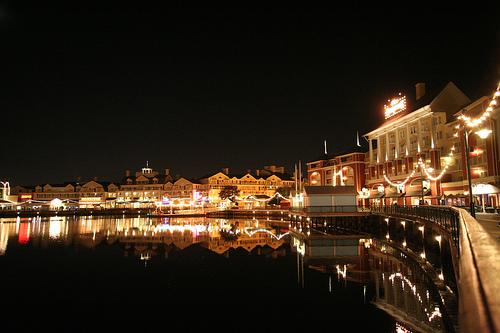 Walt Disney in Orlando Florida.