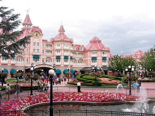 Disneyland Resort In Paris