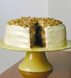 Legend of the Hummingbird cake