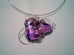 Beautiful Wire Wrapped Jewellery - How to Wire Wrap a Cabochon Pendant