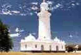Sydney's Macquarie Light, near Bondi.  A tribute to Australian convict artisans.