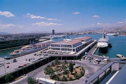 Piraeus Cruise Terminal A
