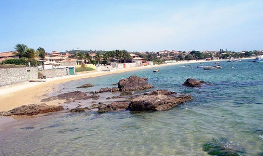 Praia Ferradura - Buzios - Brazil
