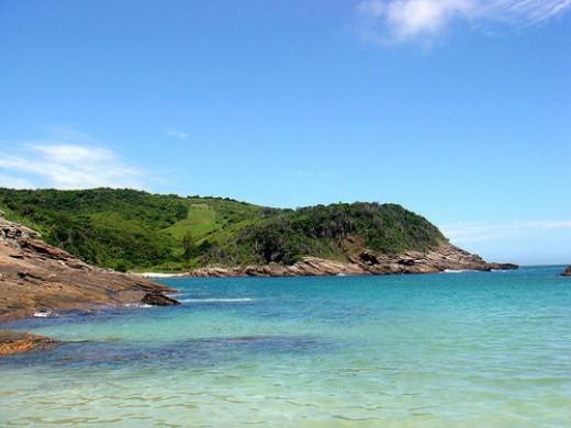 Praia Ferradurinha - Buzios - Brazil