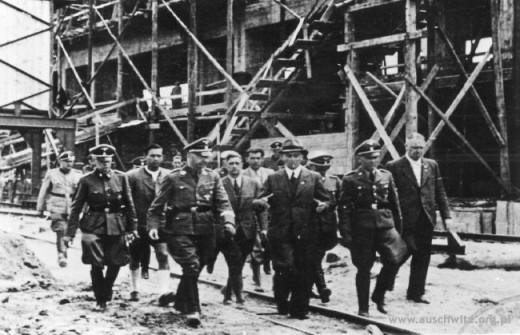 IG Farben factory in 1942