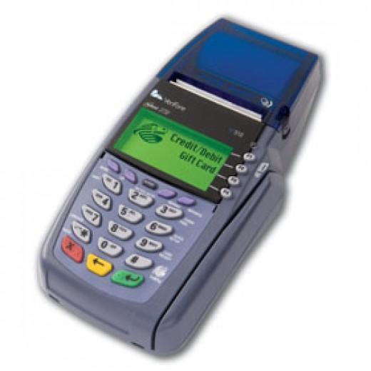 Verifone Omni model 3740