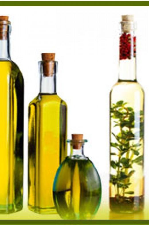 Hair oil preparations