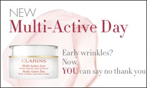 Clarins Mulit Active Day Cream