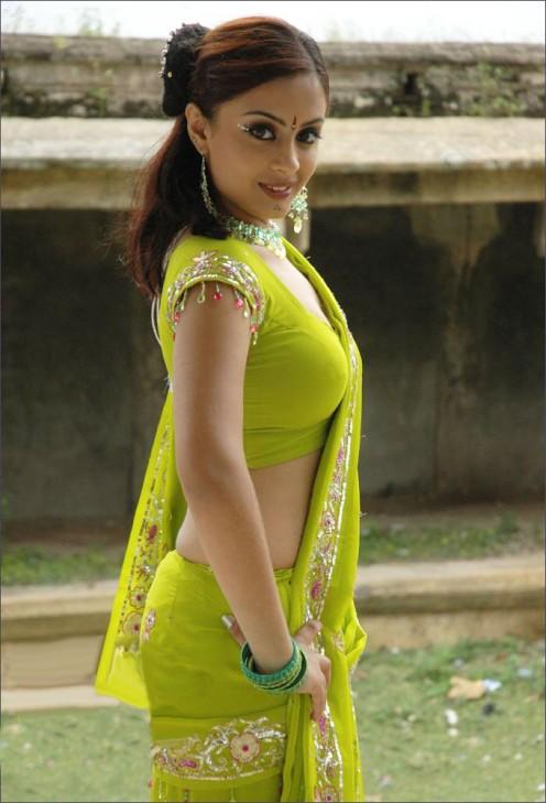 Sexy girls in saree photos