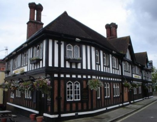 Traditional English Public House