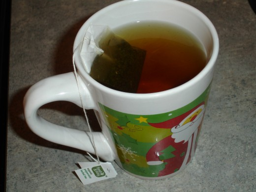 Grandma's Home Remedy for a Sore Throat