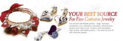 Wholesale Costume Jewelry Suppliers on the Internet-Where to purchase wholesale jewelry and wholesale items for resale