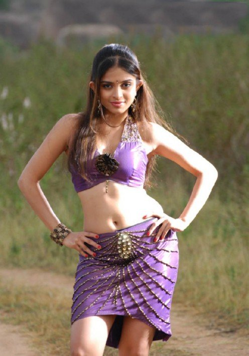 Sheena Shahabadi navel photos