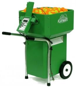 used machine tennis