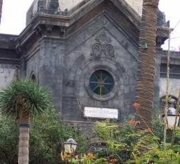 Church and square in Puerto del la Cruz