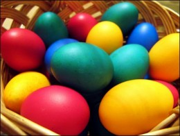 Easter Eggs: Some Interesting Facts