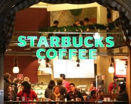 Starbucks April Fools 2010 prank flopped.