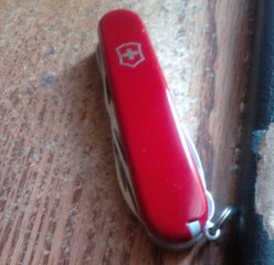 Victorinox Super Tinker - The Best Swiss Army Pocket Multi-Tool