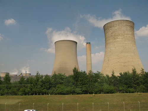 TechCrunch.com questions Google's nuclear motivations.  Image by redjar, courtesy of flickr.
