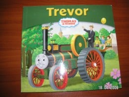 Trevor the Traction Engine