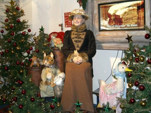 Beatrix Potter in her 30s