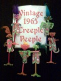 Creeple Peeple from my collection.