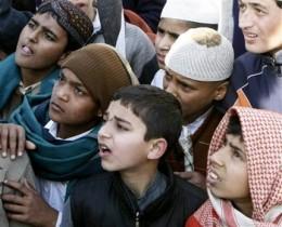Children used in terror Procession by JUD http://www.daylife.com/photo/0fCV2G0awyemO?q=Jamaat-ud-Dawa